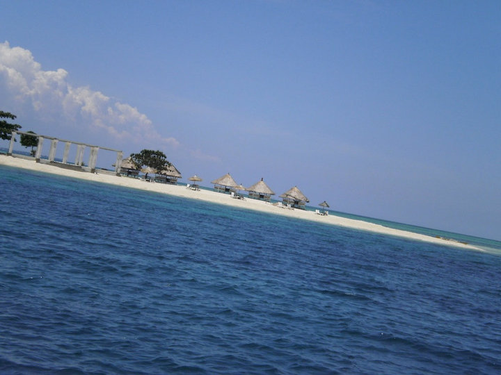 Now that's a good day - Pandanon Island, Bohol
