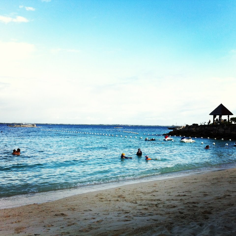 Never fails - Shangri-La's Mactan Resort & Spa, Cebu
