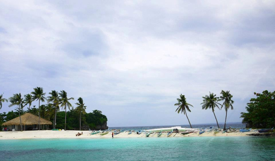 A secret spot - Malapascua Island, Cebu