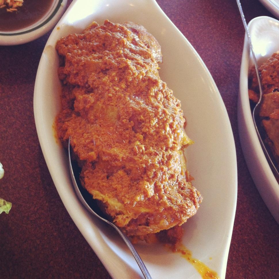 Pampanga's Most Popular Dish - The Morcon