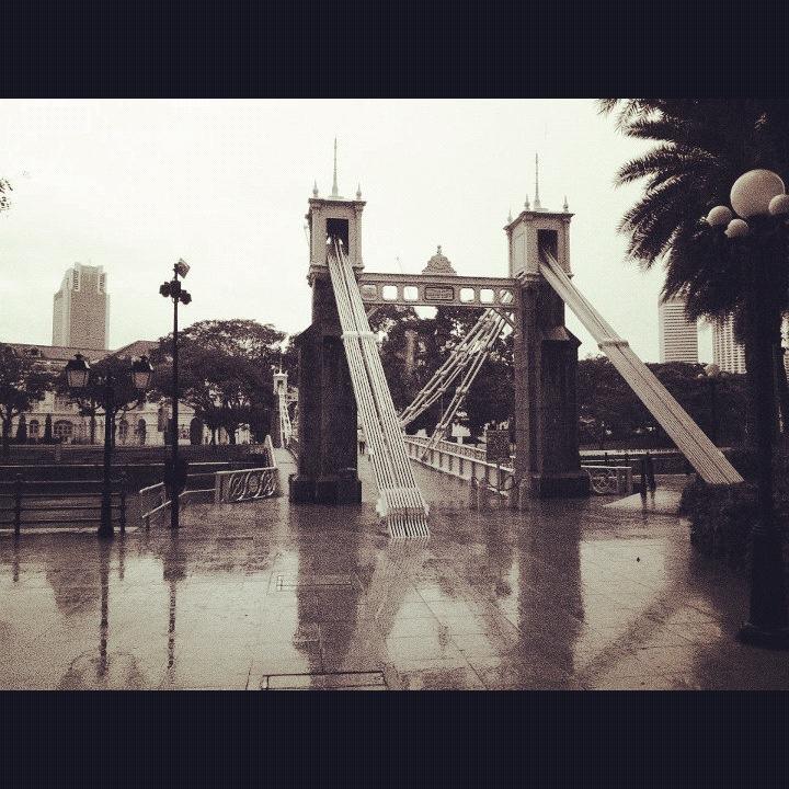 Gloomy Singapore