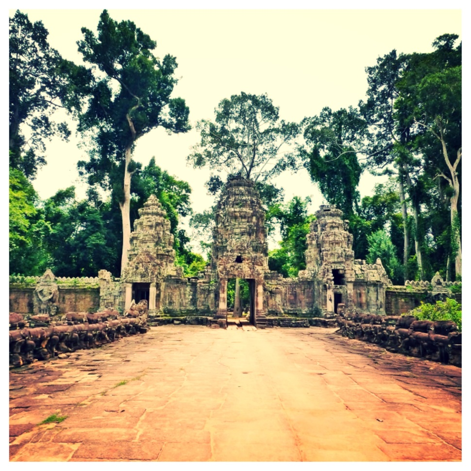 The Outer Gates of Preah Khan