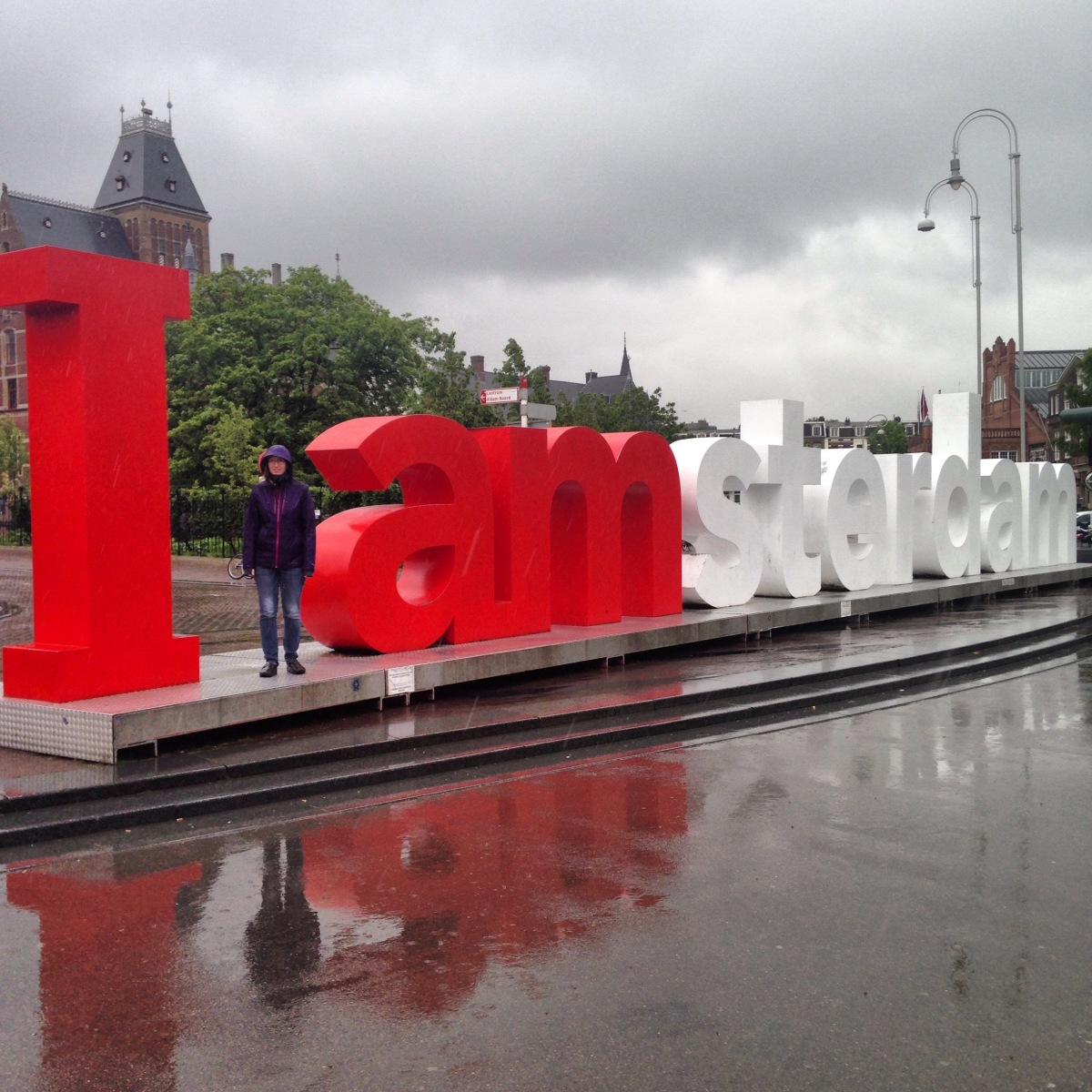 Hup Amsterdam!